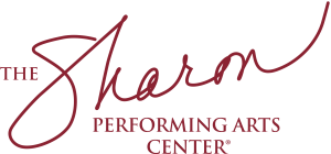 The Sharon Performing Arts Center logo