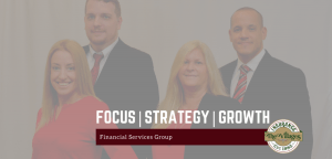 Financial Services Group team photo