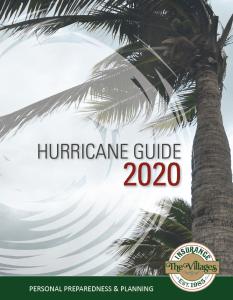 Hurricane Guide 2020 TVIP