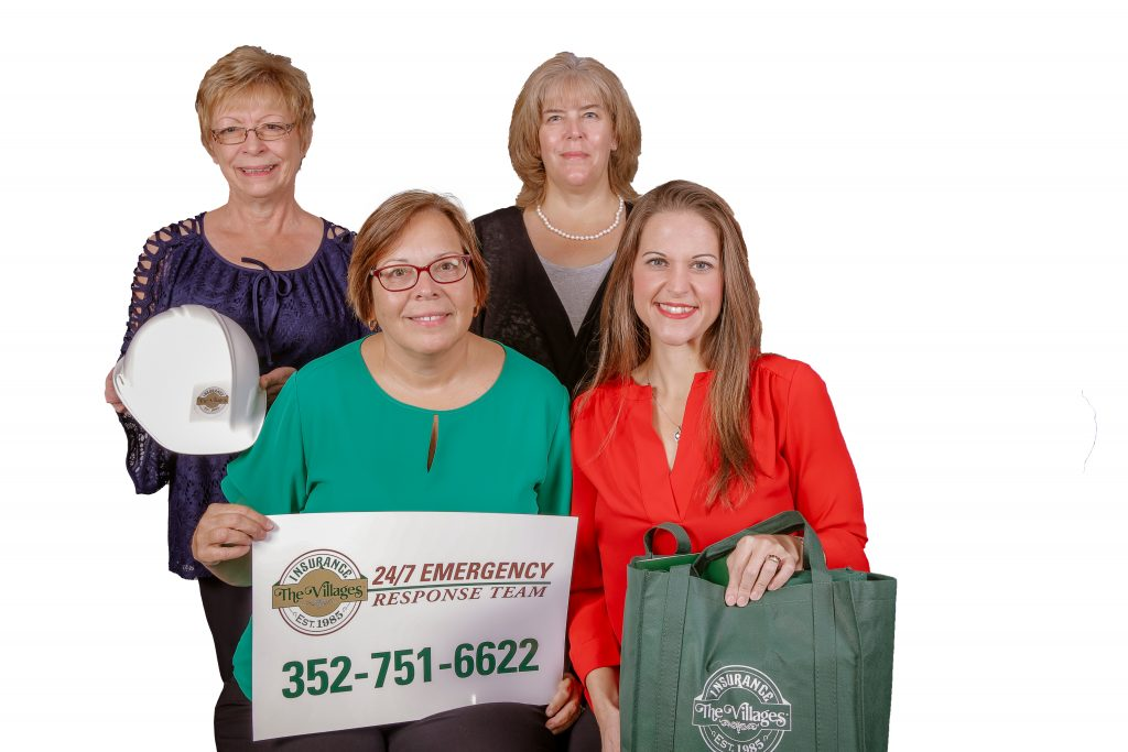 The Villages Insurance Partners Emergency Response Team